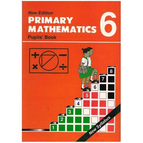 Primary Mathematics Std 6