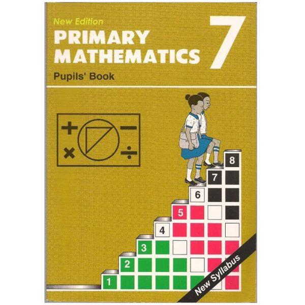 Primary Mathematics Std 7