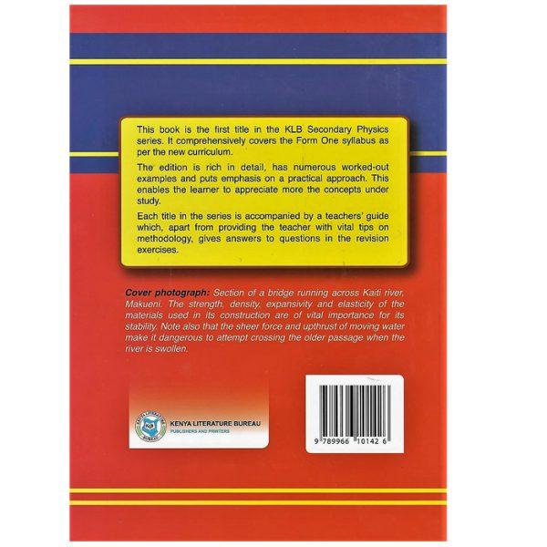 Secondary Physics Form 1 (5th ed)