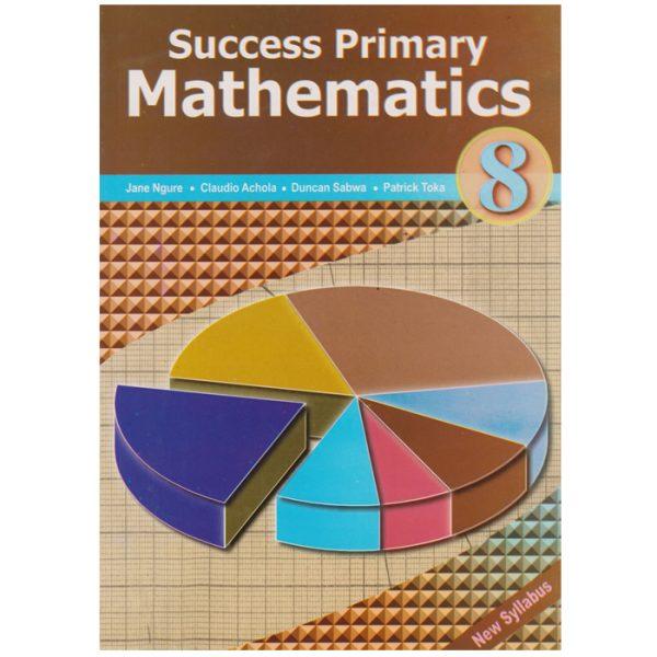 Success Primary Maths Std 8