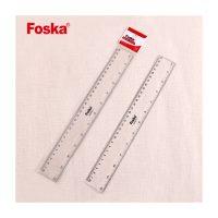 30cm Plastic Ruler (AS0430-7)