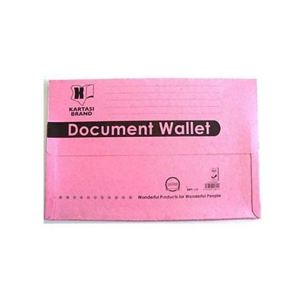 Document Wallet Kartasi