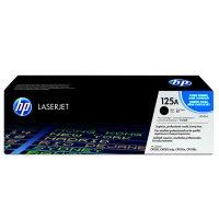 HP CB540A 125A Black LaserJet Toner Cartridge