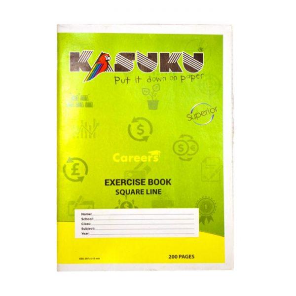 Kasuku Ex. Bk Chip 200PGs SQ/L