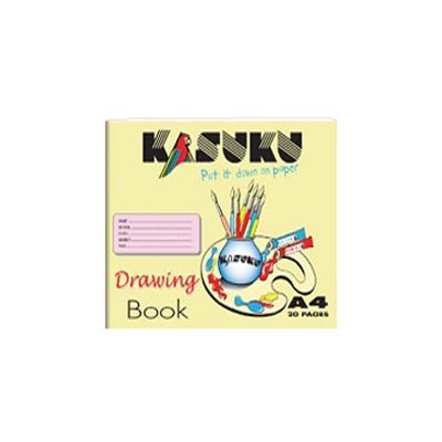 Kasuku Ex Bk Chip 48 Pages Plain Drawing