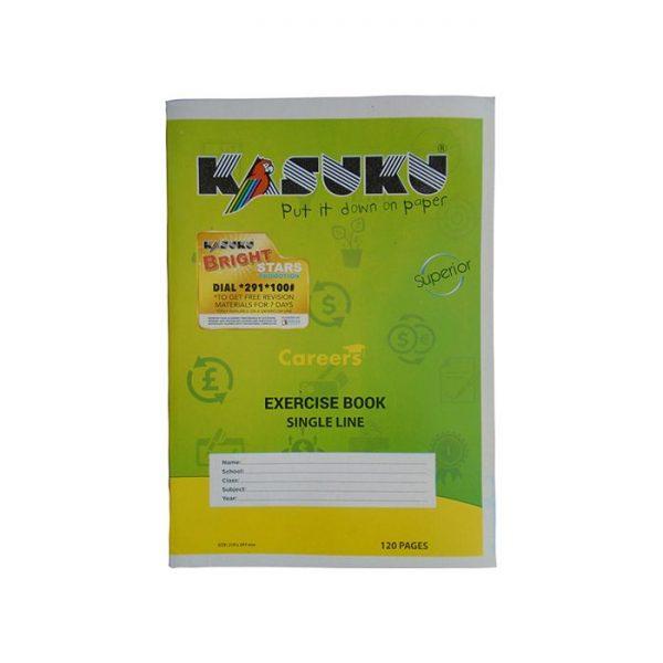 Kasuku Ex Bk SL 120 Pages A4
