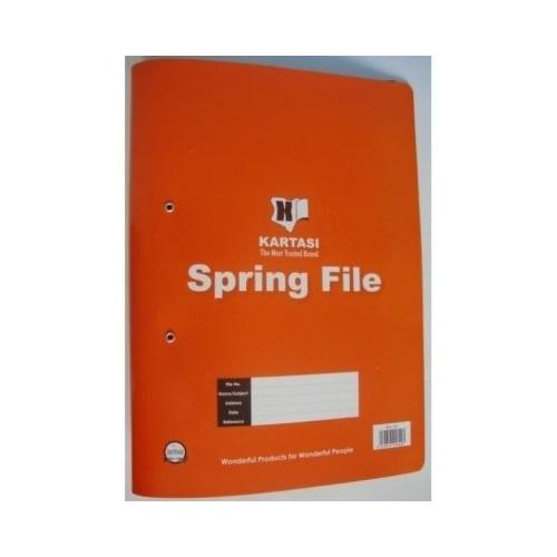 Manilla Spring File - Kartasi