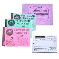 Petty Cash Voucher Economic A6