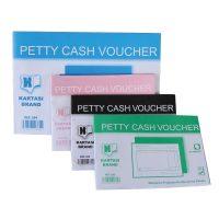 Petty Cash Vouchers