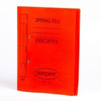 PVC Spring File - TeePee 1