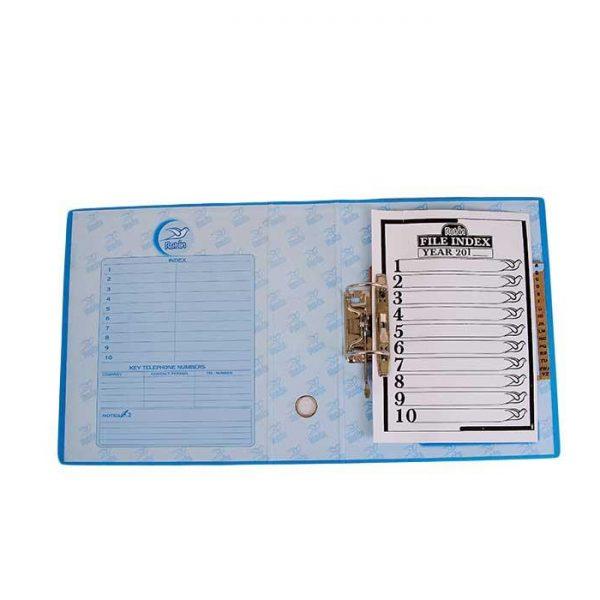 Robin Blue Box File
