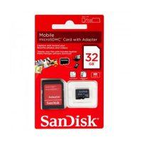 Sandisk 32 GB Mem, Micro SD, Memory Card