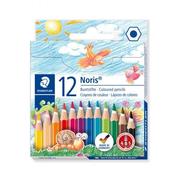 STAEDTLER Colouring Pencil Half Length