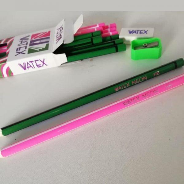 Watex Neon Pencils - Assorted