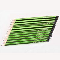 Watex Neon Pencils - Green 2