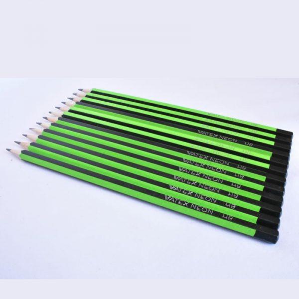 Watex Neon Pencils - Green