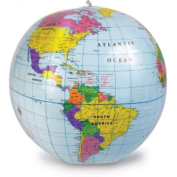 World Globe Inflatable