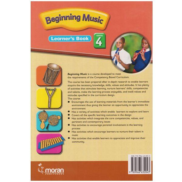 Beginning Music Grade 4 - Moran