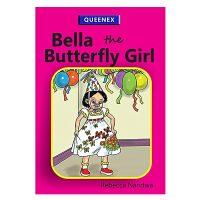 BELLA THE BUTTERFLY GIRL - KG 1,2,3