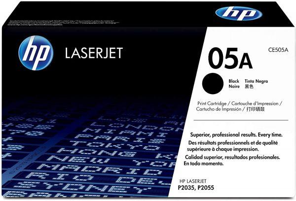 Watex HP 05A - CE505A - LaserJet Toner - Black