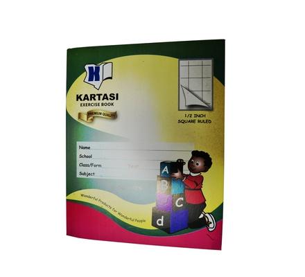 Watex Kartasi Exercise Books 96 Pages HSQ