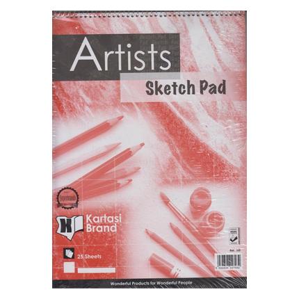 watex - Kartasi Sketch Pad A3