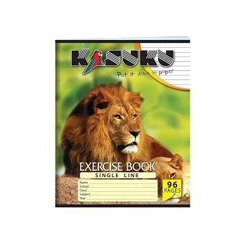 Watex Kasuku Exercise Book Chip 100 Pages HSL