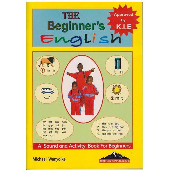 THE BEGINNER'S ENGLISH - MTP